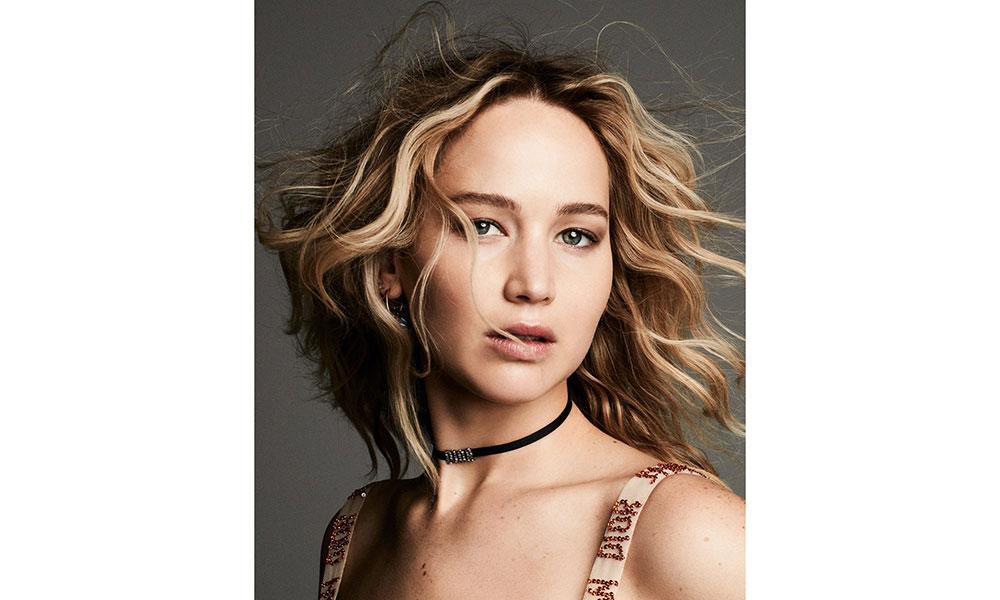 Jennifer Lawrence 成为 Dior 最新女士香氛代言人
