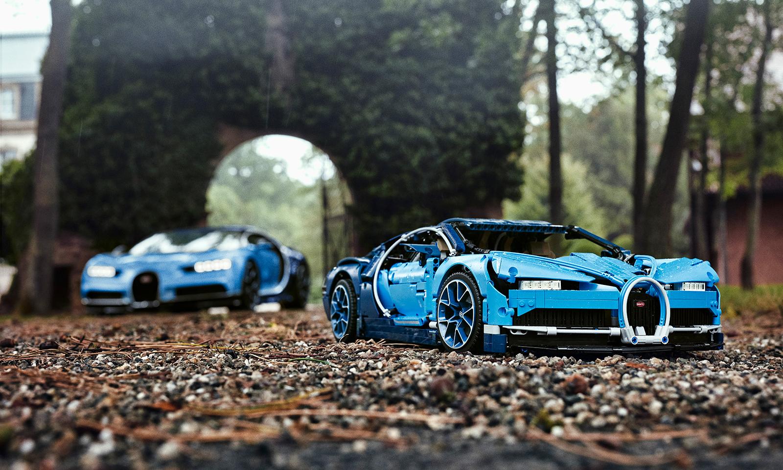 你买 Bugatti Chiron 的机会来了