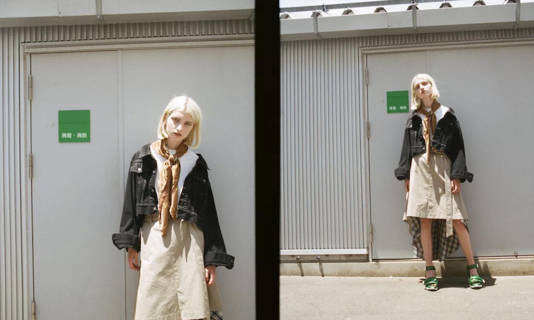Maison MIHARA YASUHIRO 释出 2019 早春女装系列 Lookbook