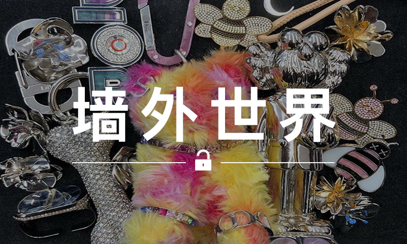 墙外世界 VOL.508 | 来看看 KAWS 和 Dior 的全新合作配饰