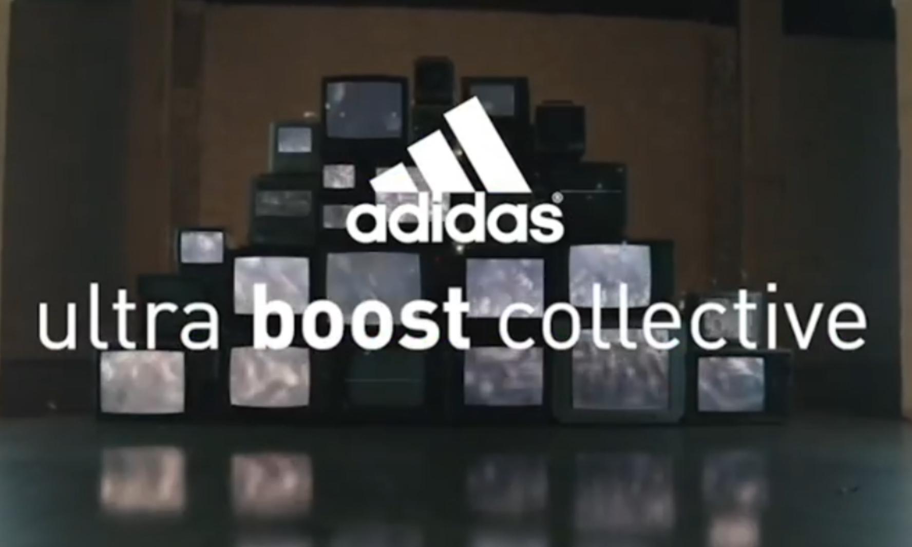 adidas Consortium 全新 Ultra Boost Collective 预告影片发布