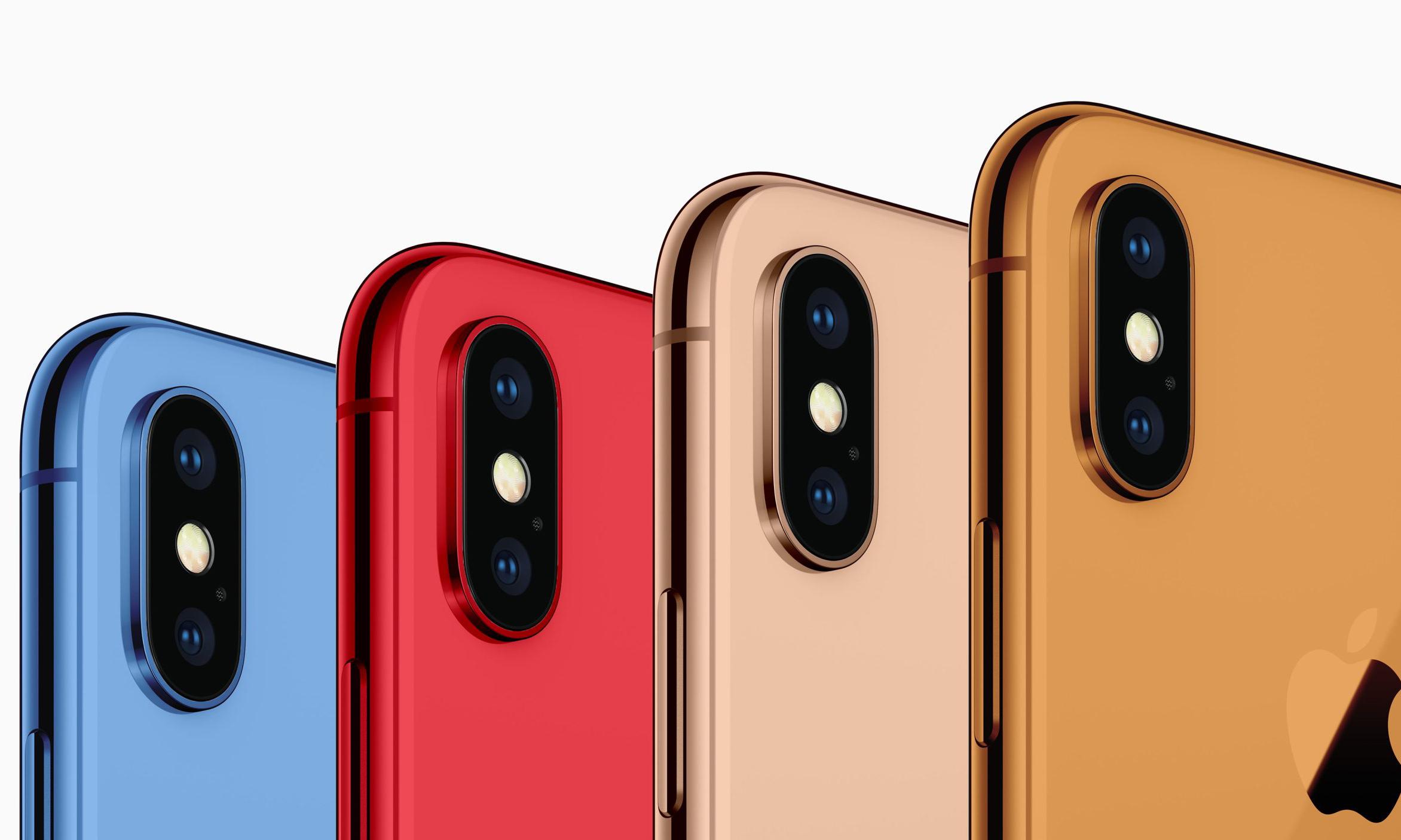 金、蓝、橘…分析师预测新 iPhone 将会有更多配色