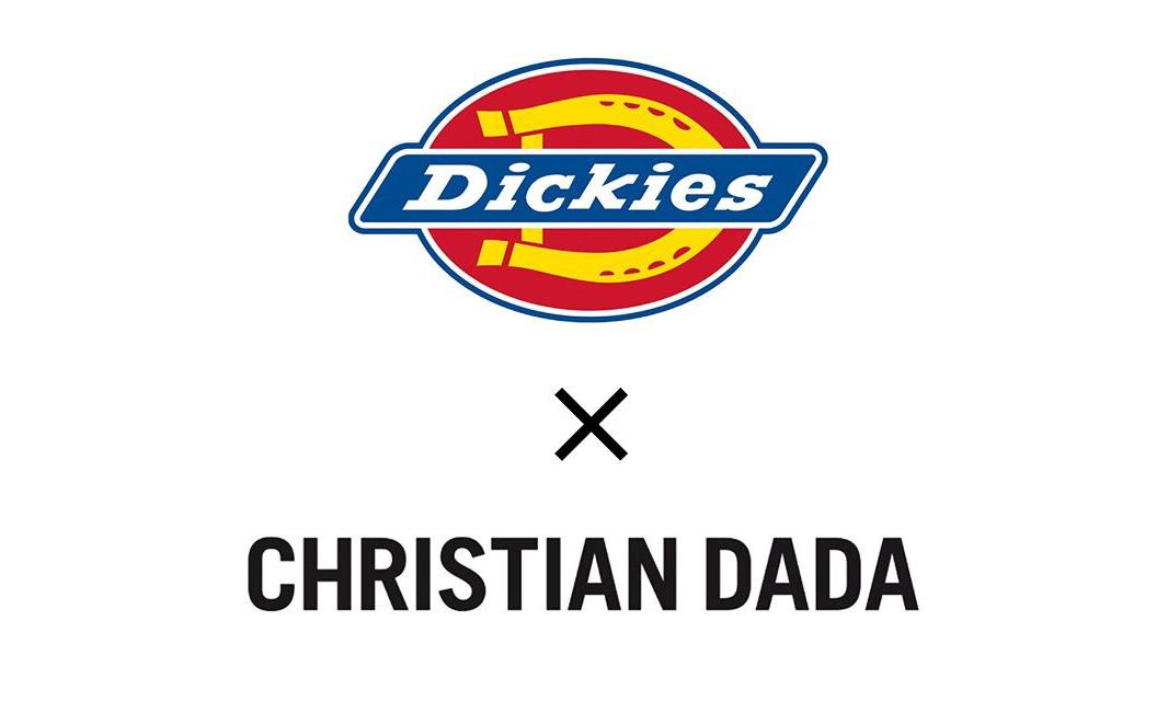 CHRISTIAN DADA x Dickies 联名工装裤现已发售
