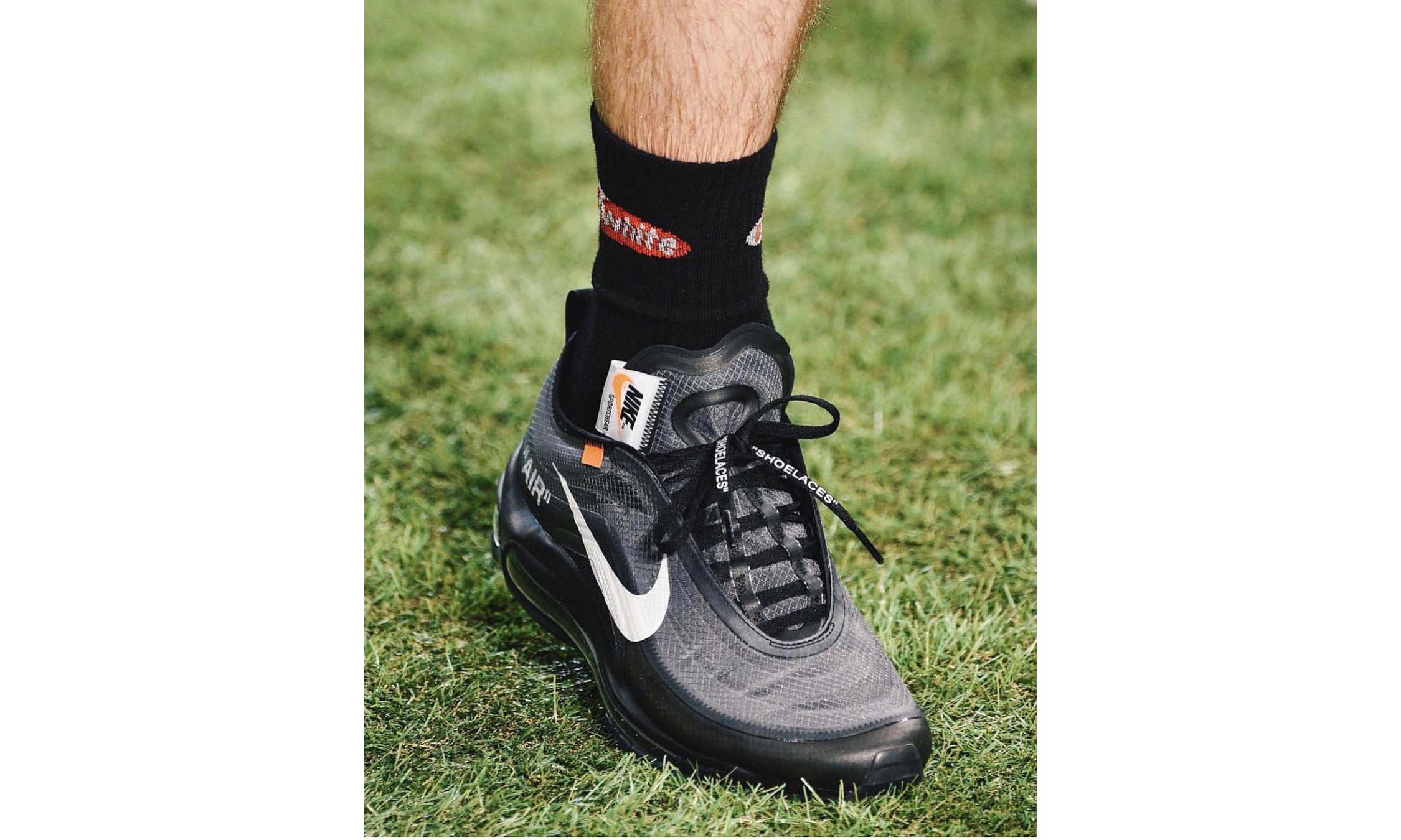 Virgil Abloh x NikeLab Air Max 97 发售日期即将到来?