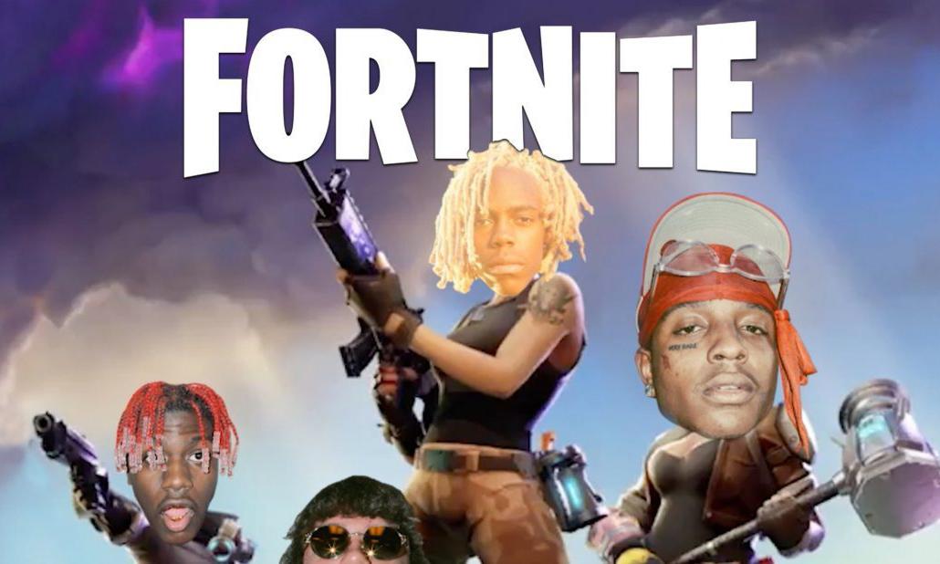 游戏中毒,Murda Beatz 发布全新单曲《Fortnite》