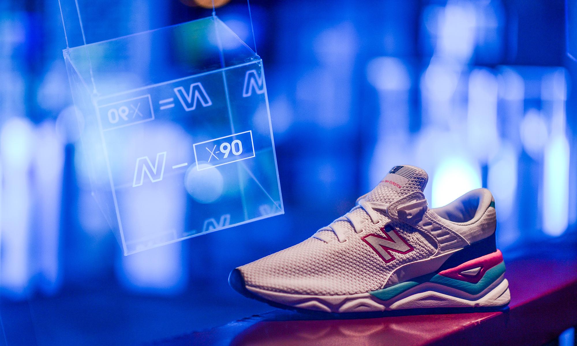 如果你是 99X 系鞋款的粉丝,必定会被这双 NB 新作俘获