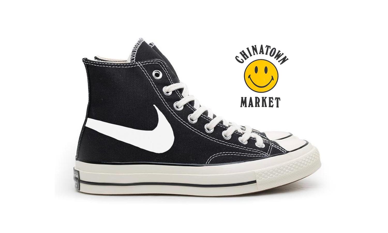 因一双 Nike x CONVERSE 被罚 5 万美元,背后却是街牌的营销?