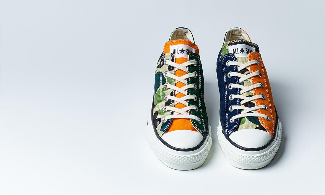 人气配色潜力股?BILLY'S x CONVERSE 联名鞋款发布