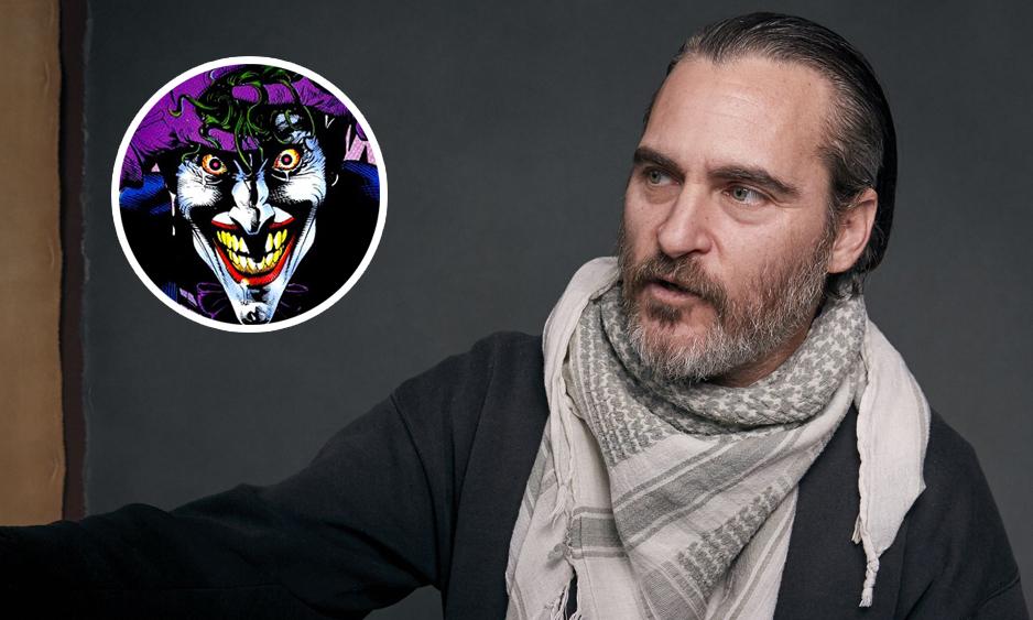 华纳公布《Joker》定档日期,杰昆·菲尼克斯演绎小丑黑暗面