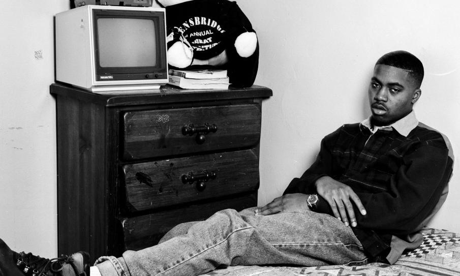 这位摄影师拍下了 Tupac、Biggie、Nas 的珍稀未发表图像
