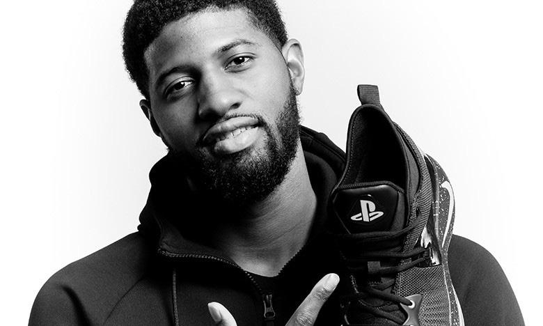 Nike 或将与 PlayStation 再次推出 PG 鞋款