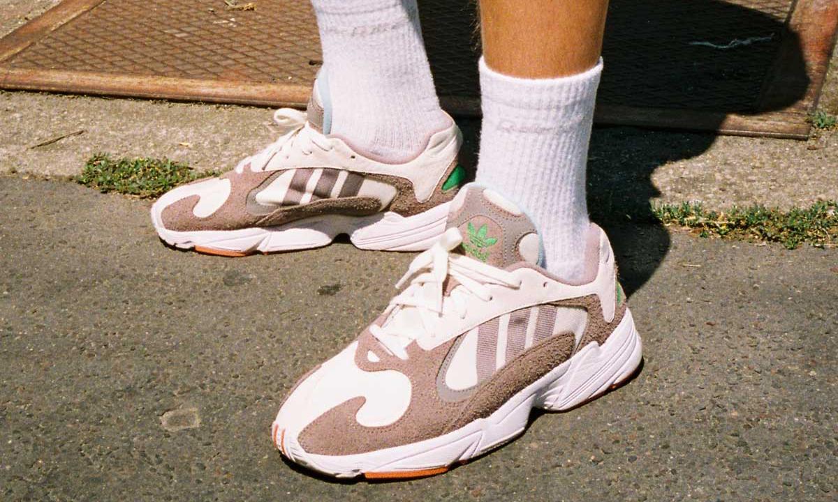 adidas YUNG-1 或将迎来 Solebox 联名配色