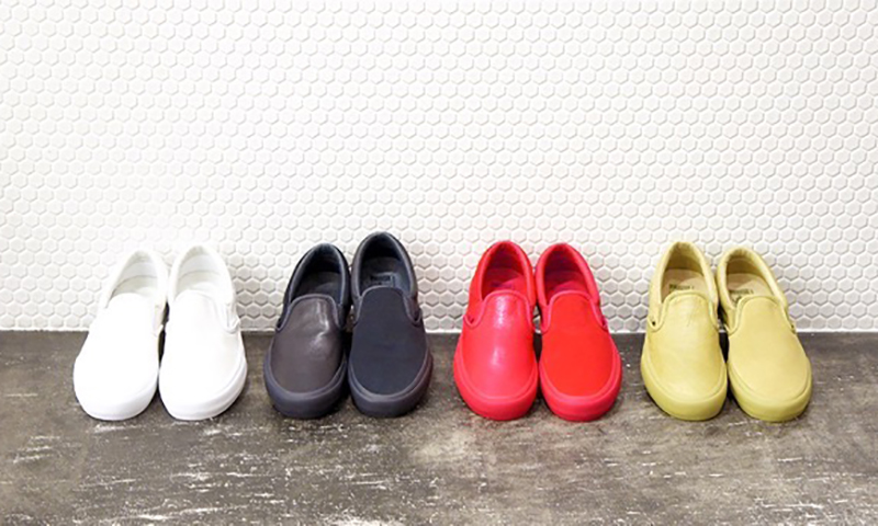 Engineered Garments x Vault by Vans 发布不对称设计鞋款