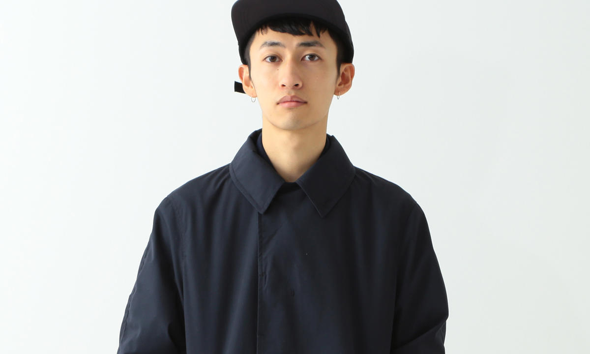 THE NORTH FACE PURPLE LABEL 为 BEAMS 推出独家系列上装