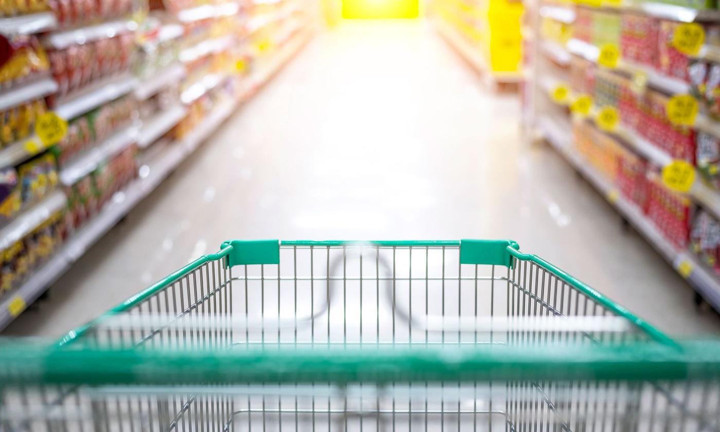 在不远的未来,你也许会在 VR 超市里购物