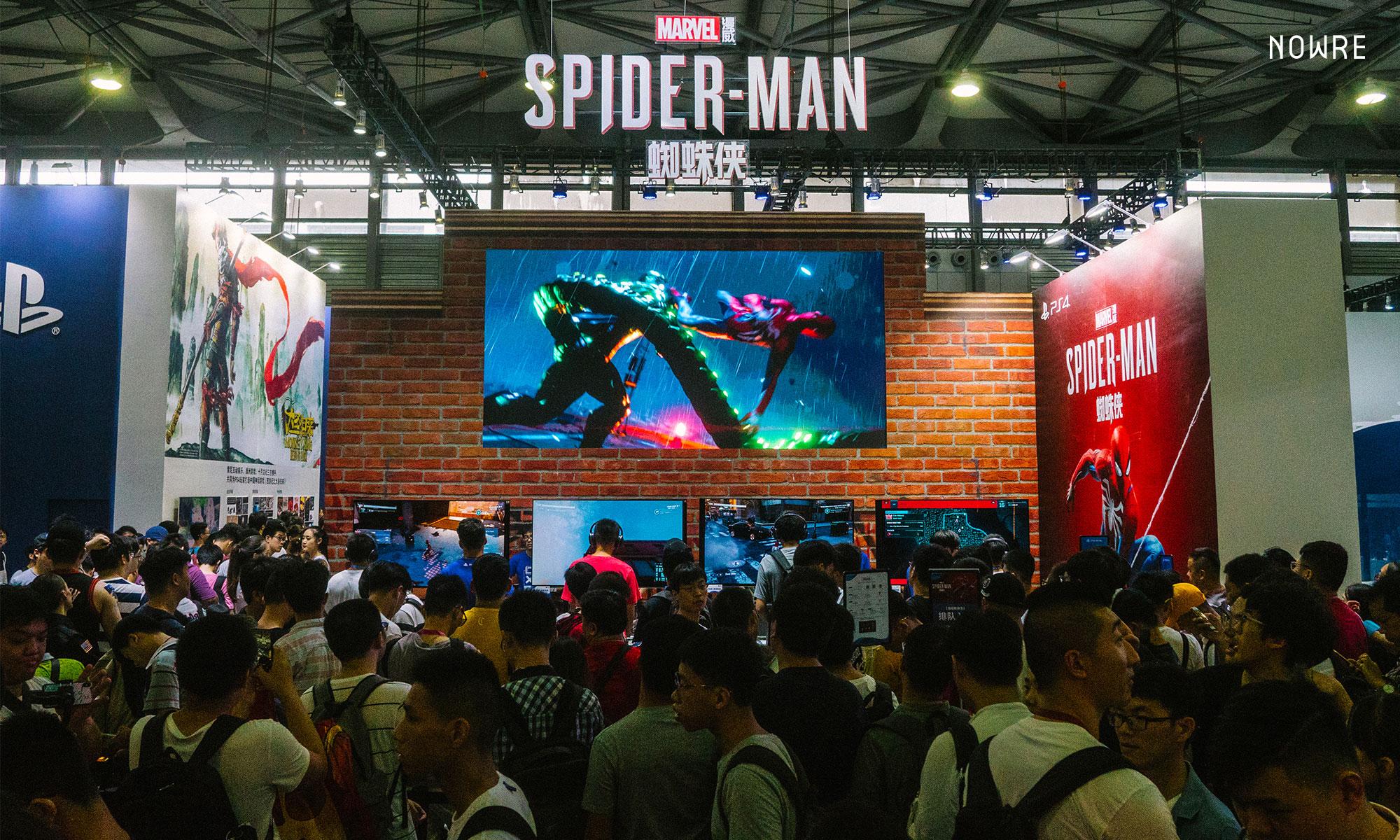 对游戏迷来说,今年 ChinaJoy 有什么值得期待的?