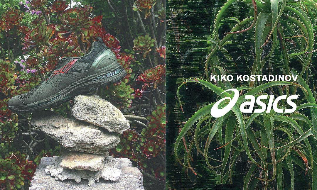 Kiko Kostadinov x ASICS GEL-BURZ 2 联乘鞋款即将发布