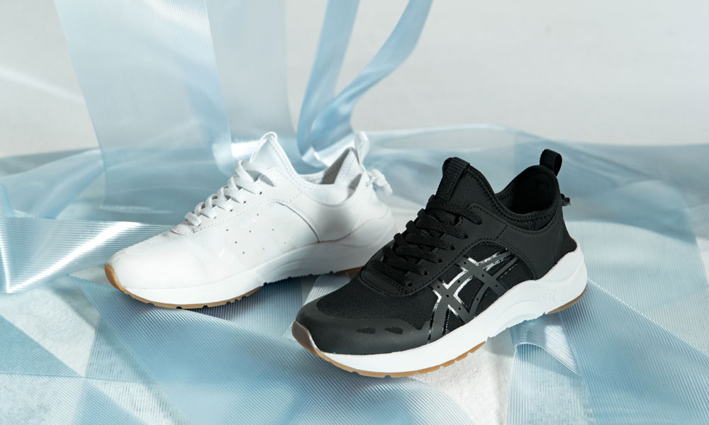 ASICSTIGER 为女性推出专属鞋款 GEL-LYTE KEISEI