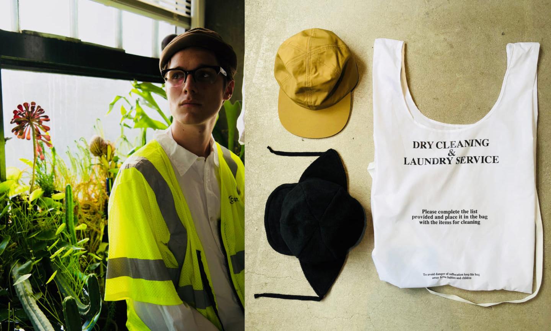 制帽品牌 COMESANDGOES 发布 18 秋冬 Lookbook