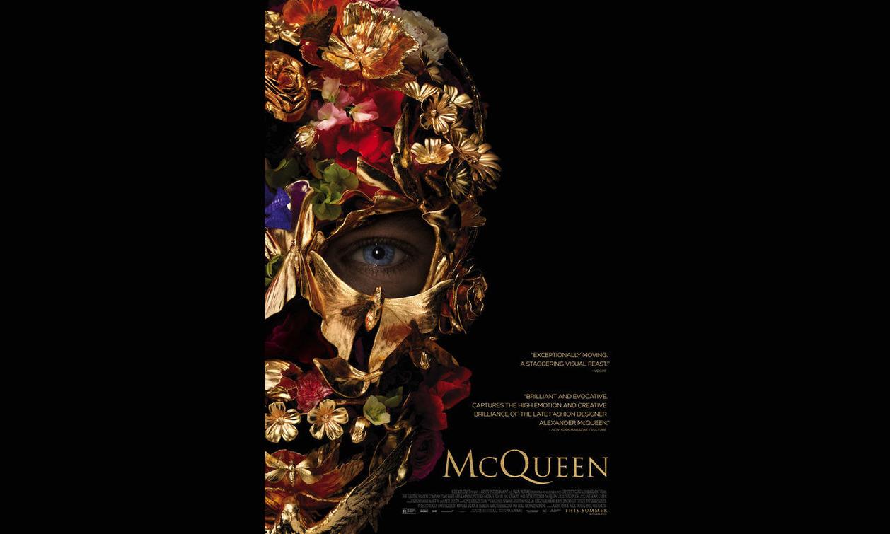 口碑逆天,Alexander McQueen 纪录片首发中文预告