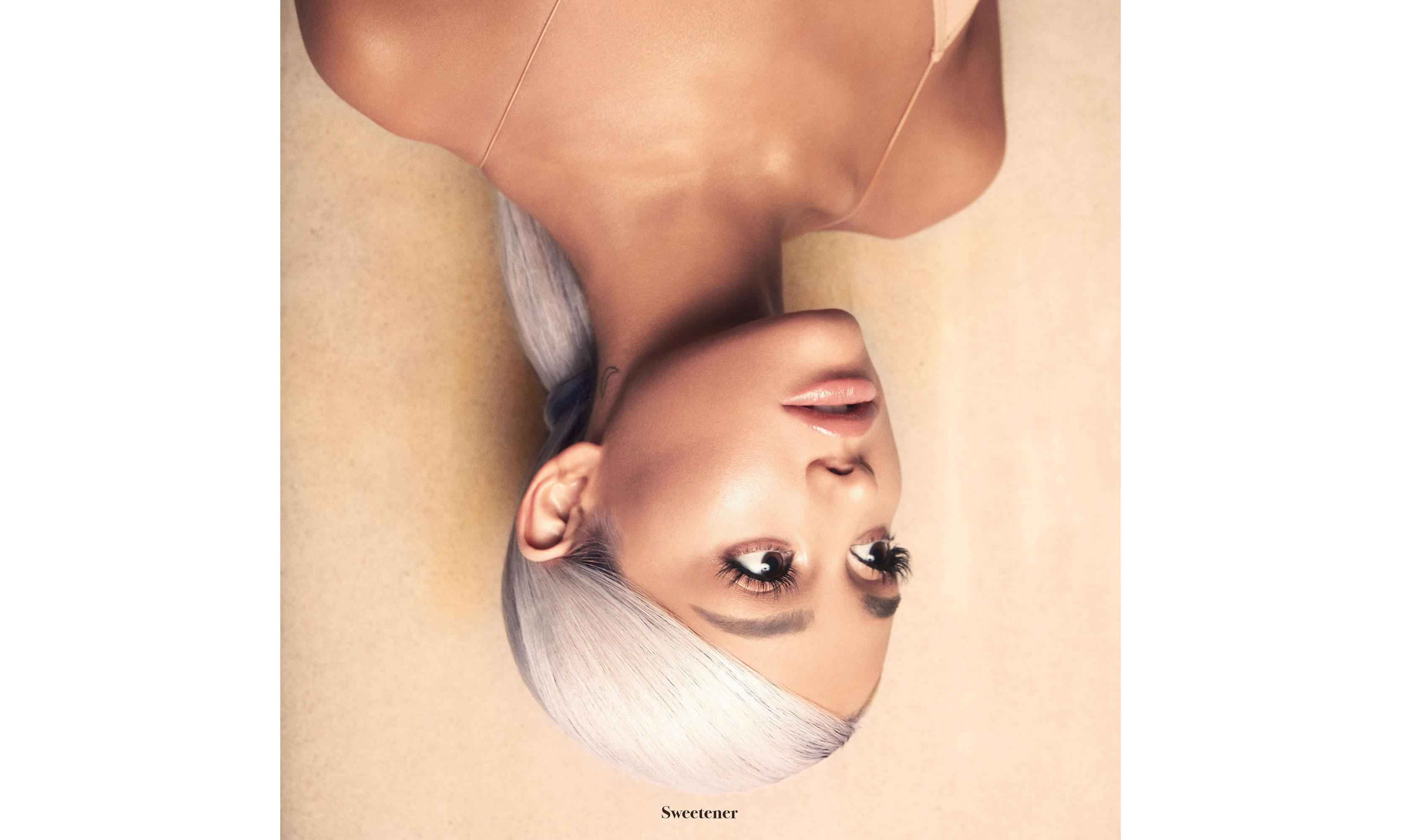 Ariana Grande 新专《Sweetener》发布