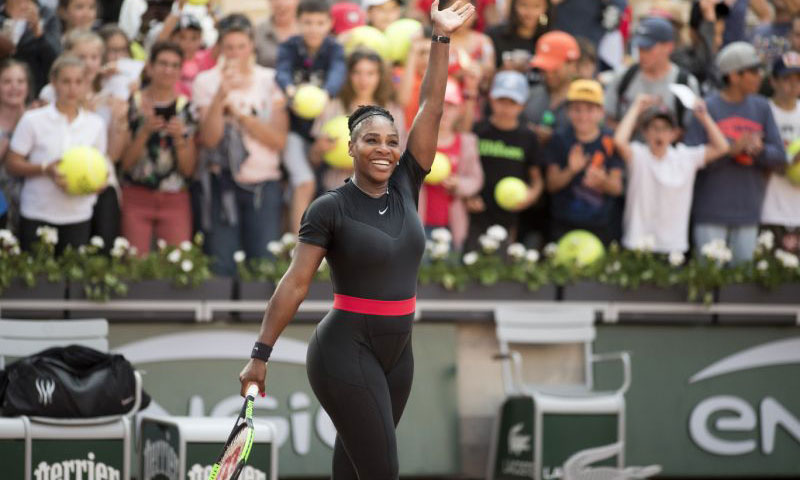 Nike 发布最新商业广告 ft. Serena Williams