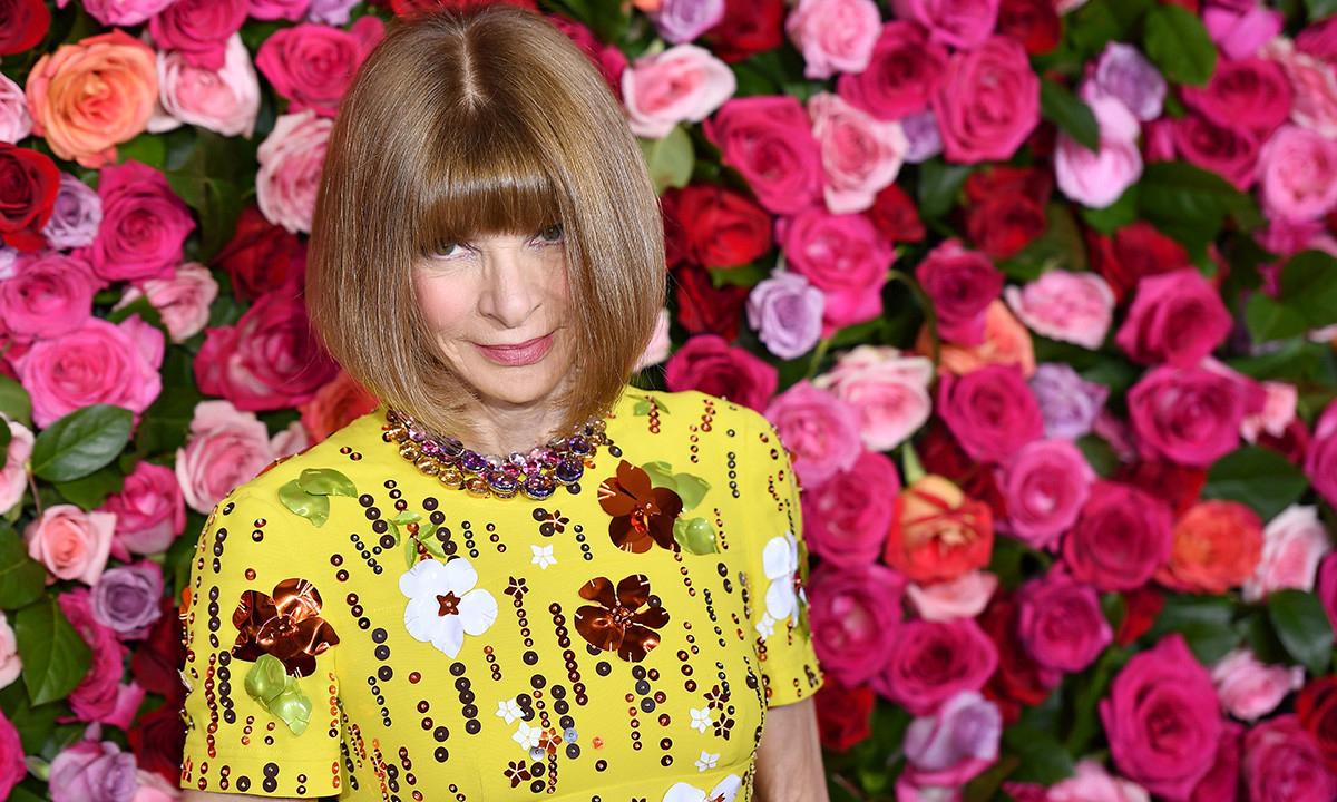 官宣,Anna Wintour 将会在《Vogue》待一辈子