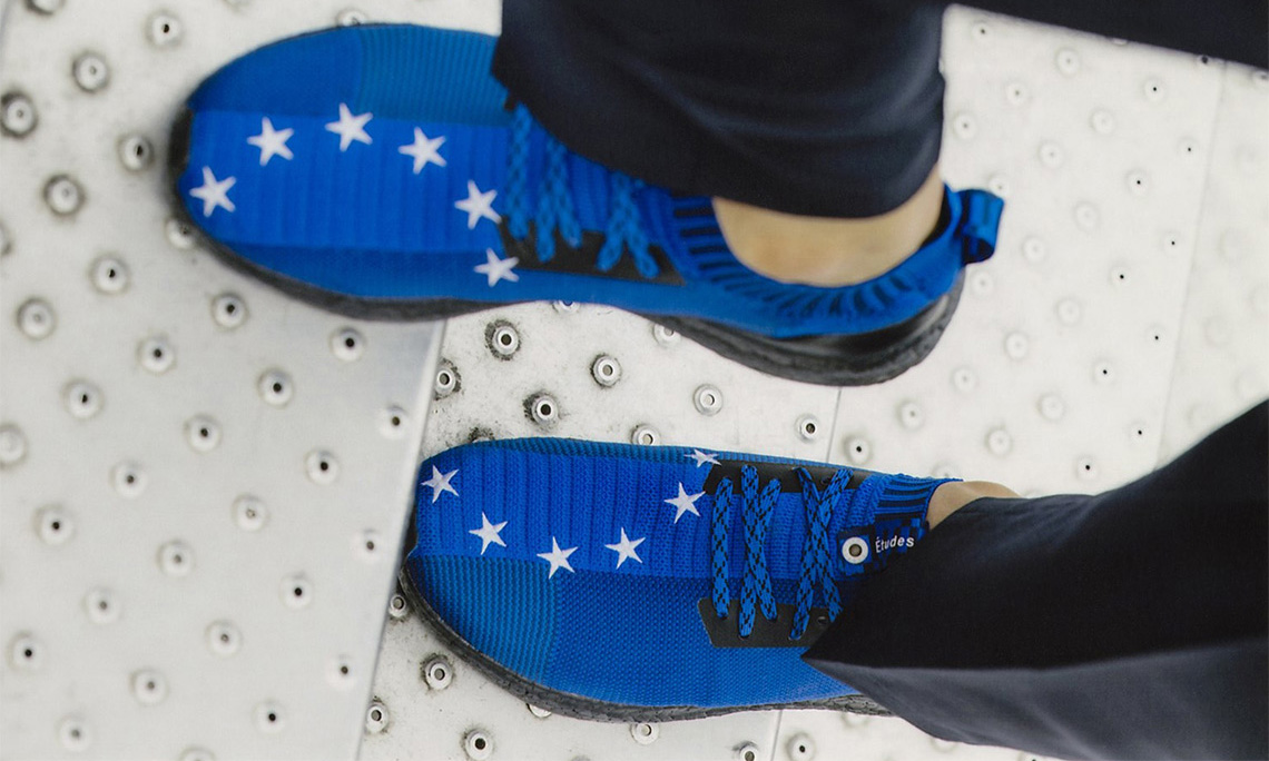 Études x Adidas Consortium 联名系列正式发布
