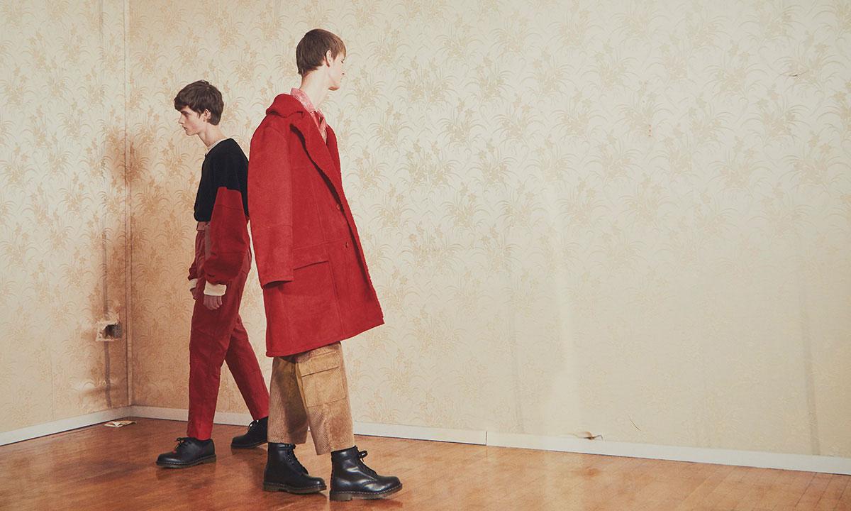 """Martin Asbjørn 2018 秋冬系列 """"Teenage Dirtbag"""" 现已开售"""