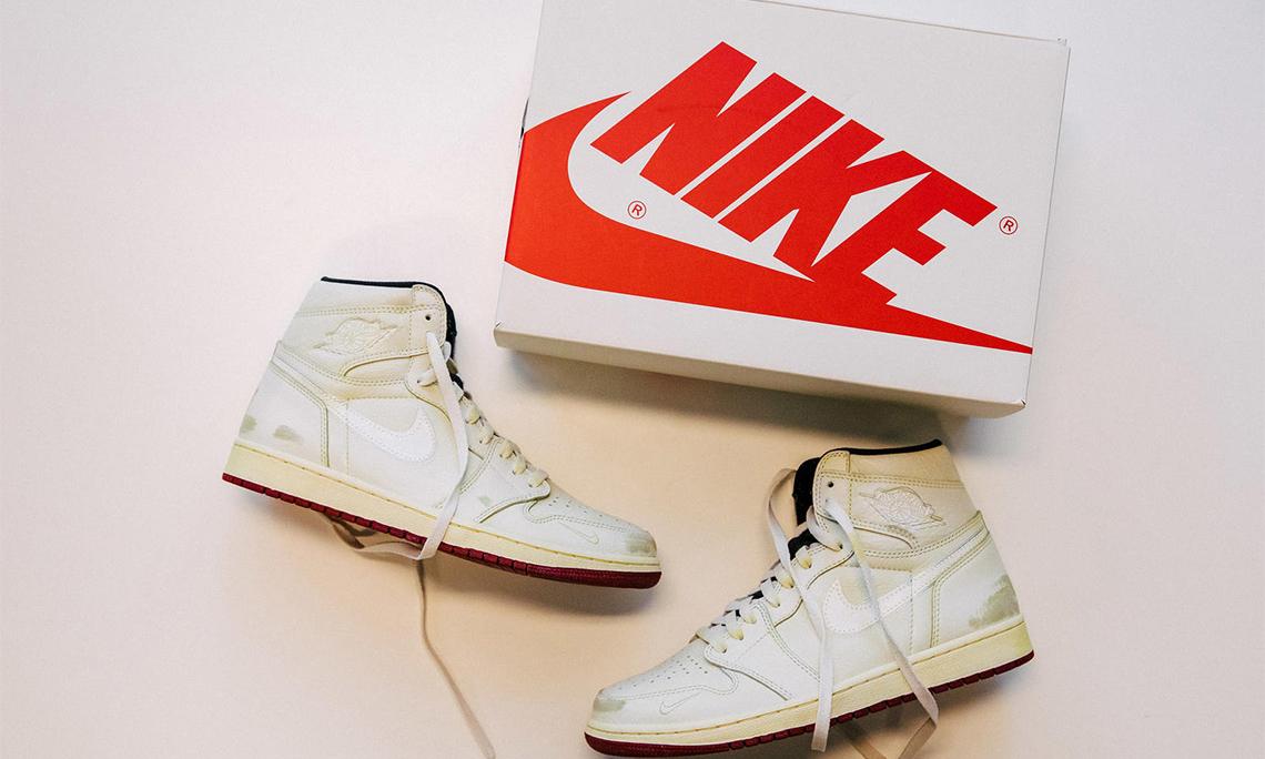 Nigel Sylvester x Air Jordan I 将于本月发售