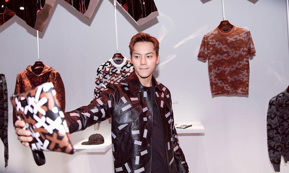 """""""探寻 XXX 个性 DNA"""" ,杰尼亚在上海开启时尚派对"""