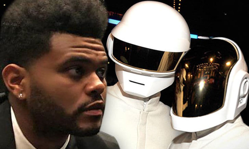 The Weeknd & Daft Punk《Starboy》被指控抄袭