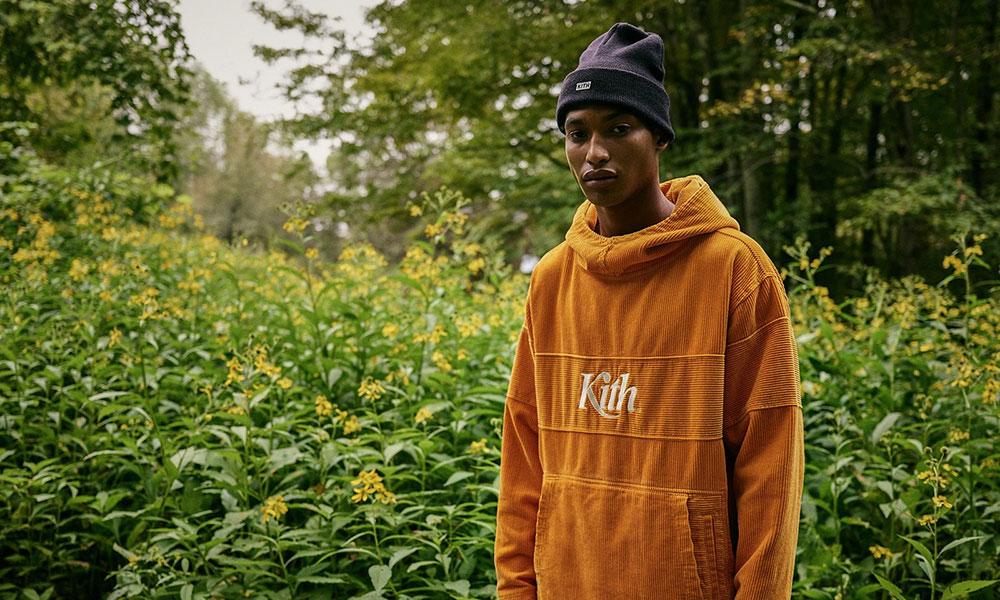 KITH 2018 秋季系列 Lookbook 型录释出