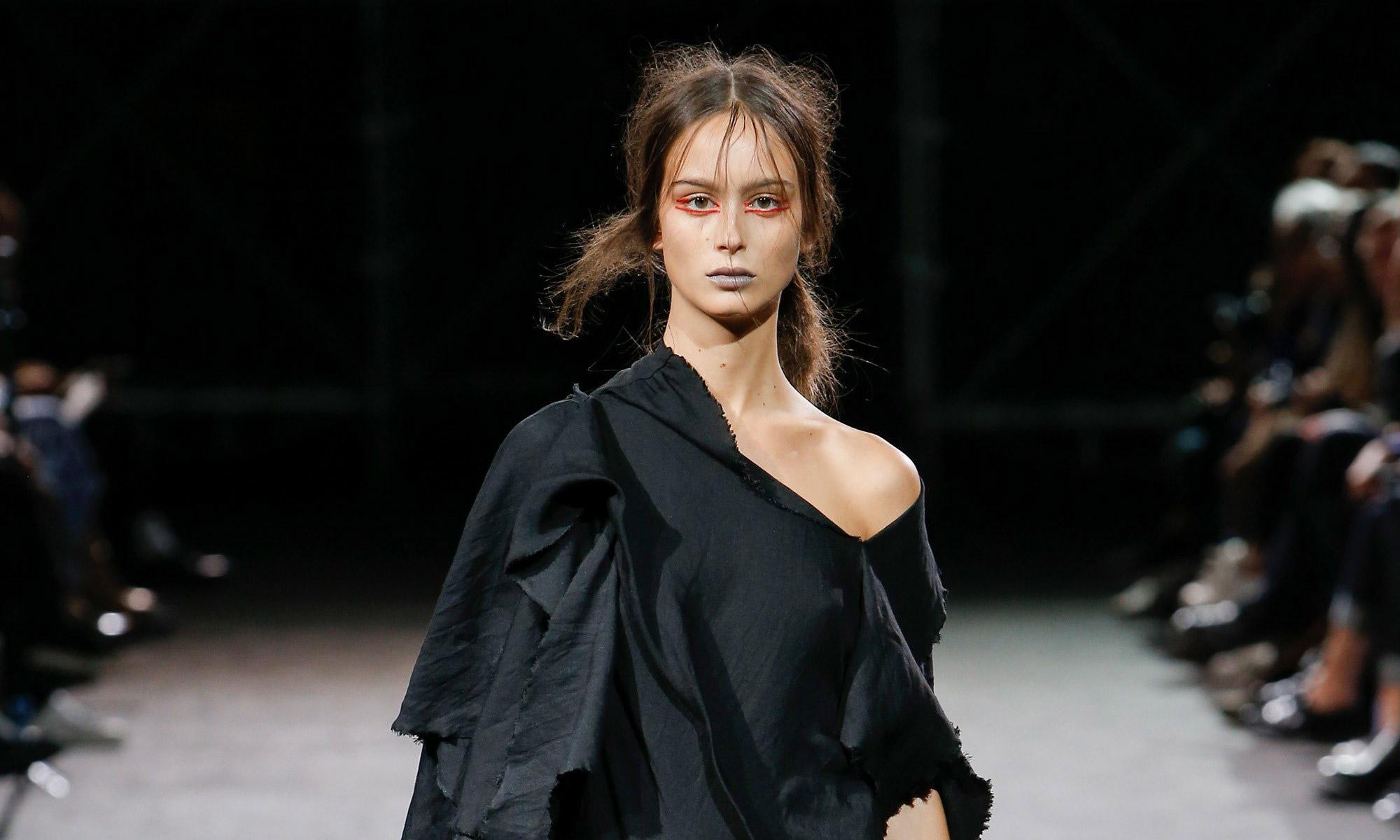 Yohji Yamamoto 2019 春夏系列秀场回顾