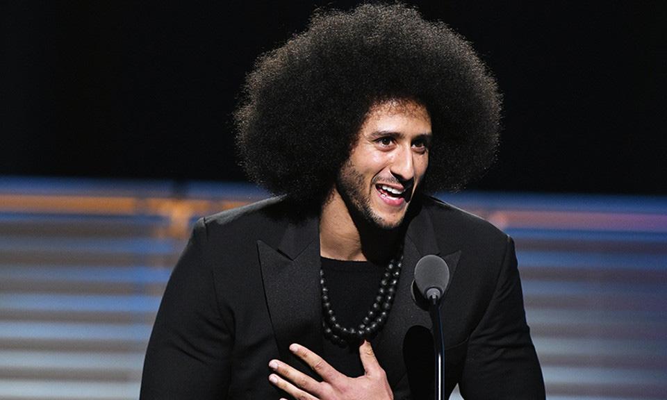 大反转,Nike 因 Colin Kaepernick 市值升高 60 亿美元