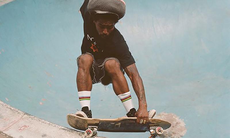 NOAH 携手 Bob Marley 厂牌 Tuff Gong 推出胶囊系列