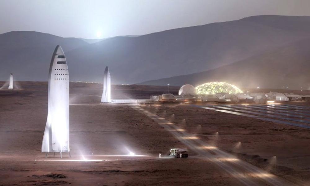 Elon Musk 乐观表示将在 2028 年建成 SpaceX 火星基地