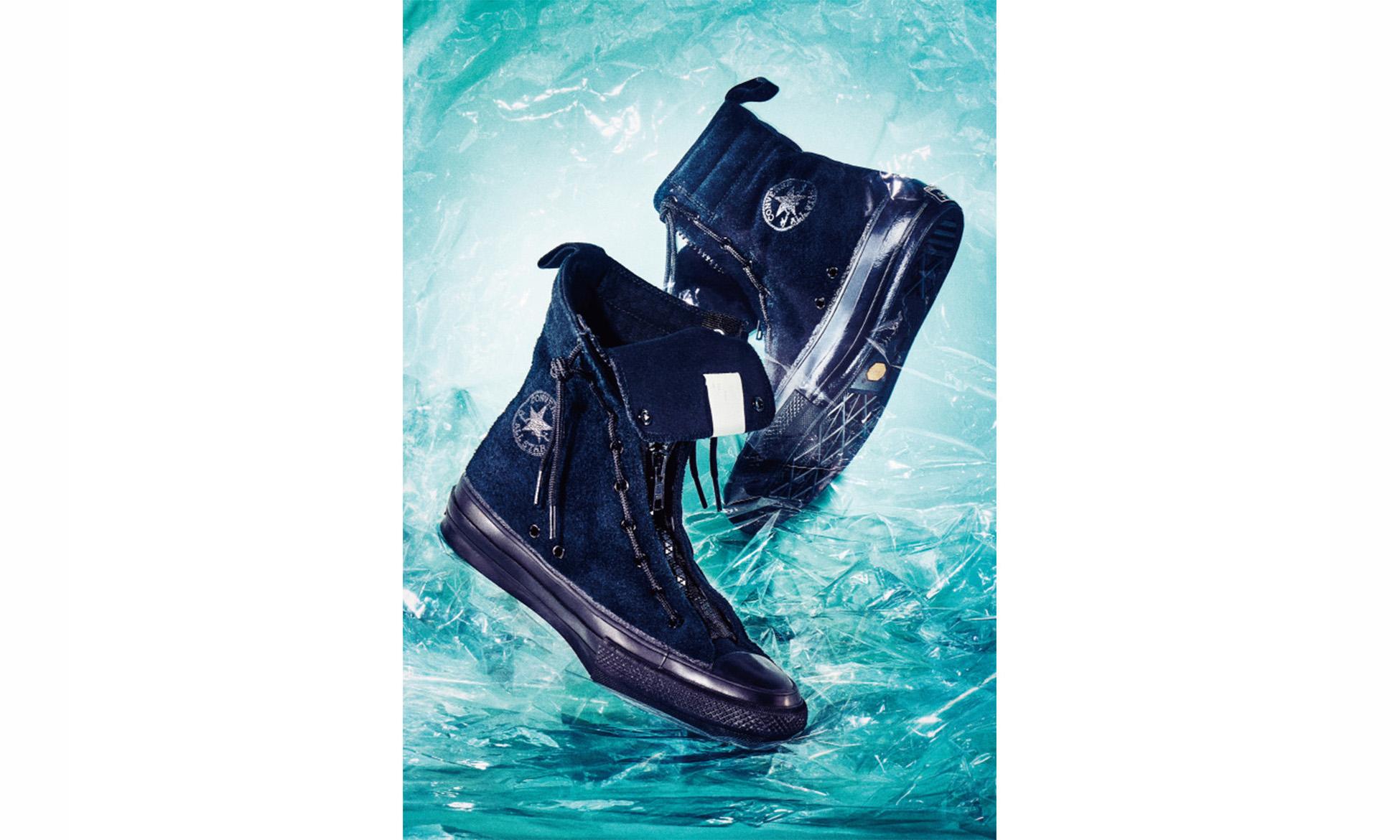 CONVERSE ADDICT 10 周年限定鞋款登场