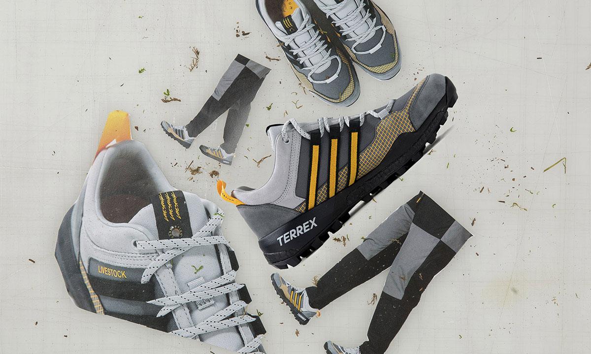 三方联名!Livestock x ARC'TERYX x adidas Consortium 打造机能运动系列