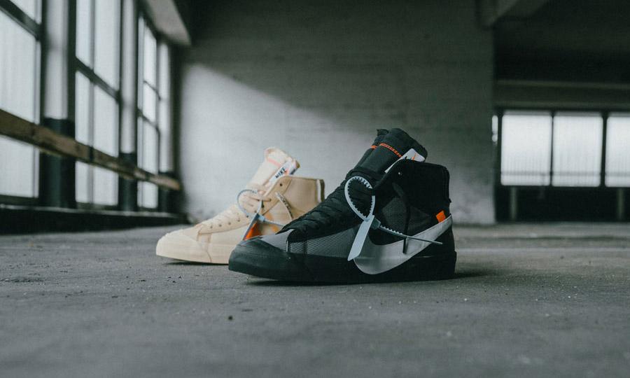 官方发布两则 Virgil Abloh x NikeLab Blazer 宣传视频