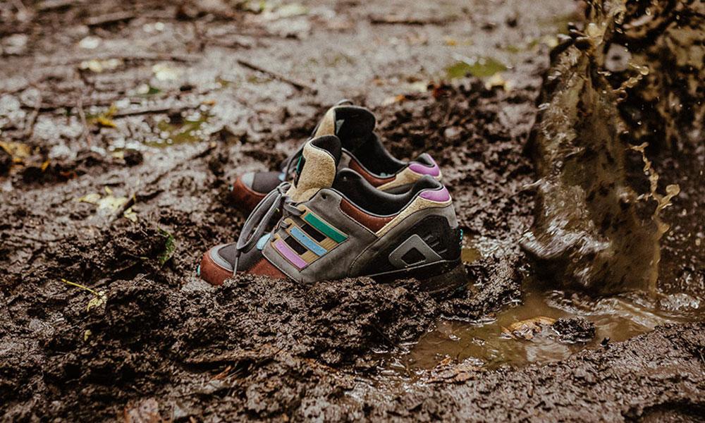 致敬 EQT ,Packer Shoes x adidas Consortium 新联名鞋发布