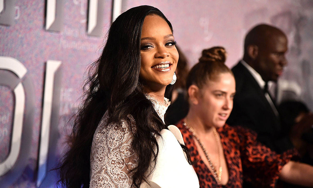 Rihanna 的下一个目标是卖家具?