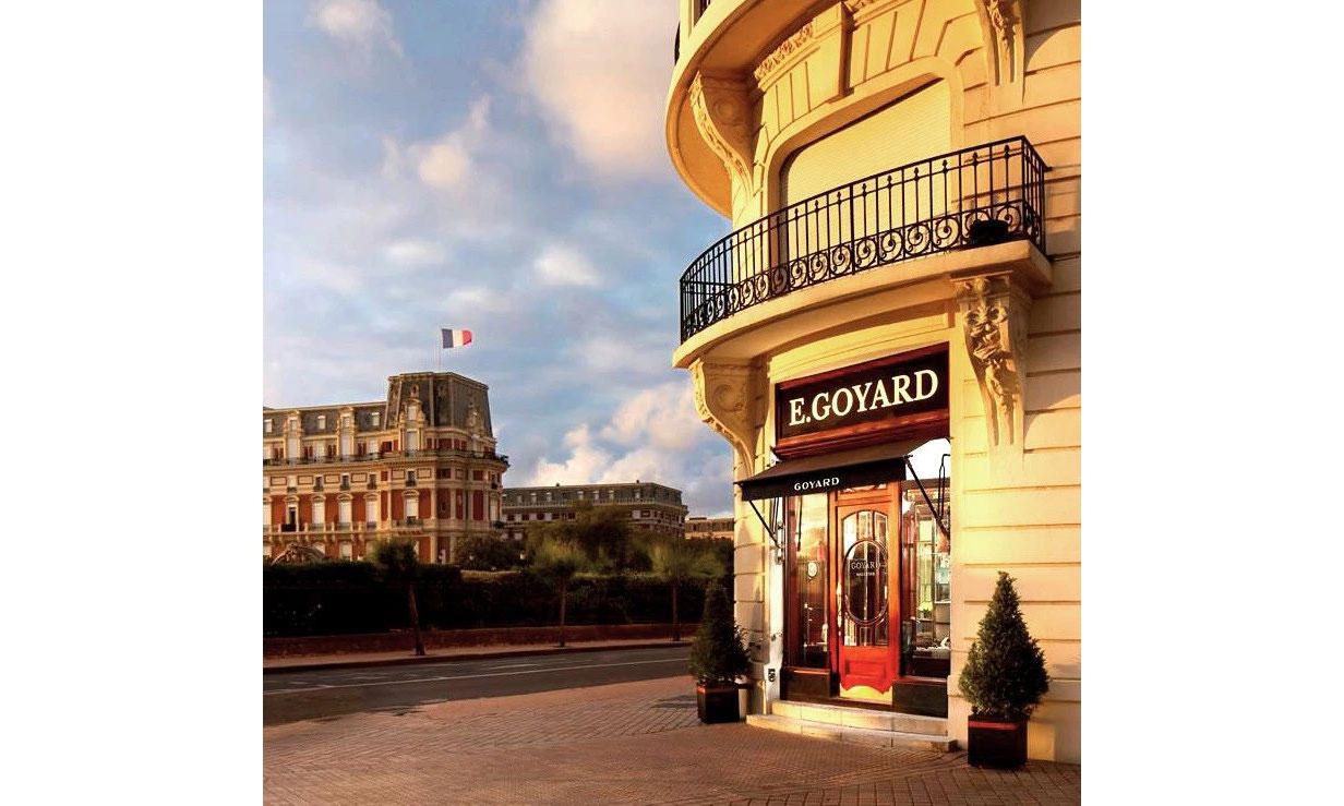 Goyard 预告将为成都专卖店打造专属创意单品