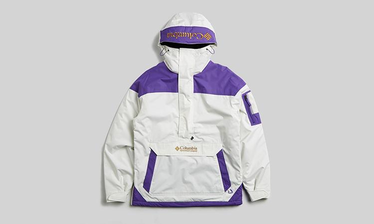 这款 Size?独家 Columbia 夹克,为寒冷气候提供温暖选择