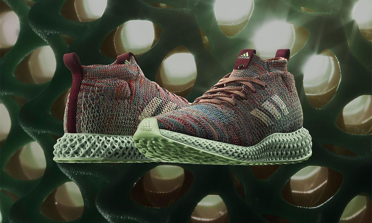"""""""颜值"""" 突出,KITH x adidas Consortium 4D 即将迎来发售"""