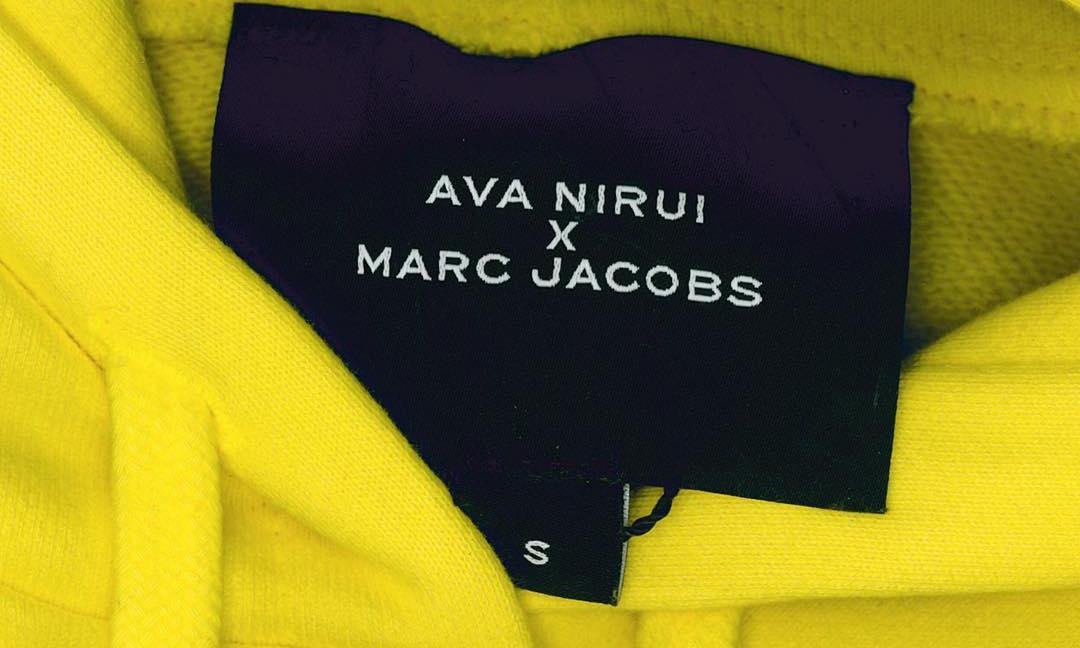 艺术家 Ava Nirui 与 Marc Jacobs 又有新合作