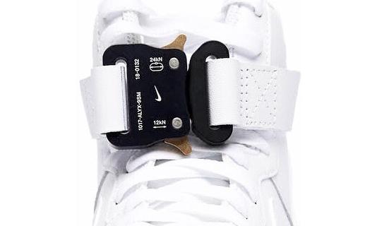 1017 ALYX 9SM x Nike AF-1 将登陆本周末 hypefest