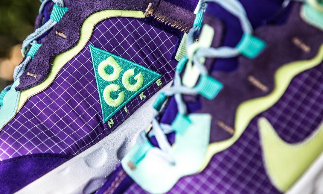 当 Nike React Element 87 结合 Nike ACG…