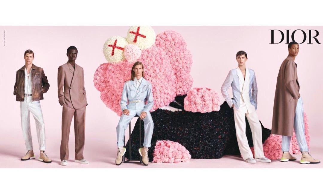 Kim Jones 为 Dior 男装带来的首支广告大片曝光