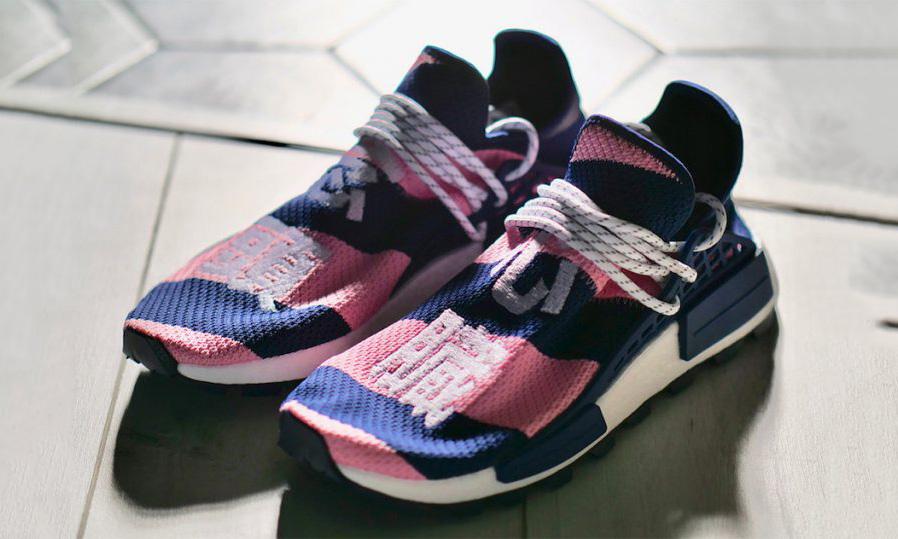 BBC 独占 Pharrell Williams x adidas Originals Hu NMD 将在本月 20 日发售